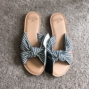 NWT Hollister sandals